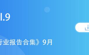 9.《行业报告9月合集》